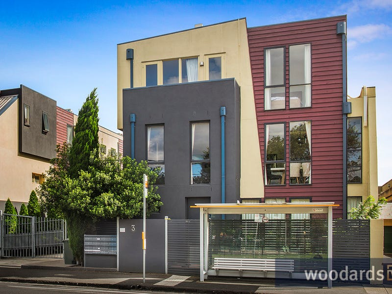 8/3 Miller Street, Fitzroy North, Vic 3068