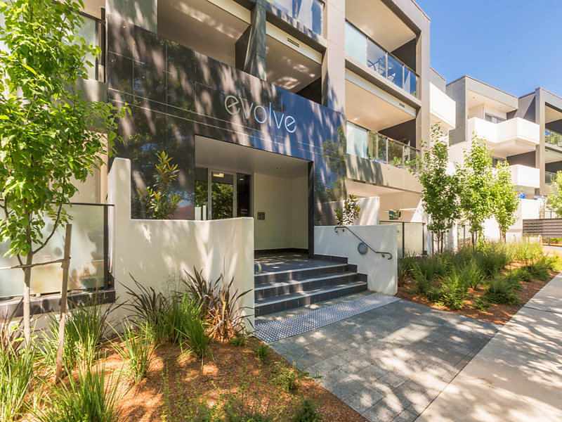 9/14 New South Wales Crescent, Forrest, ACT 2603