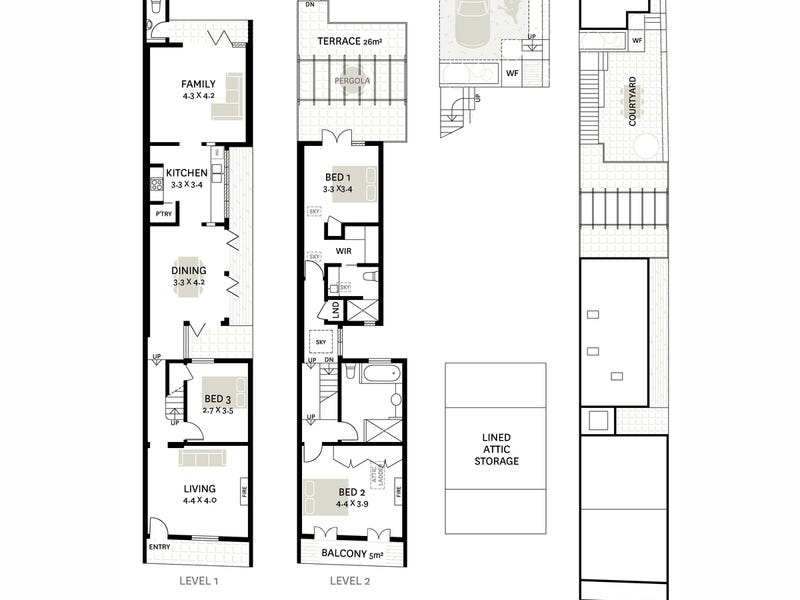 147 Reservoir Street, Surry Hills, NSW 2010 - floorplan