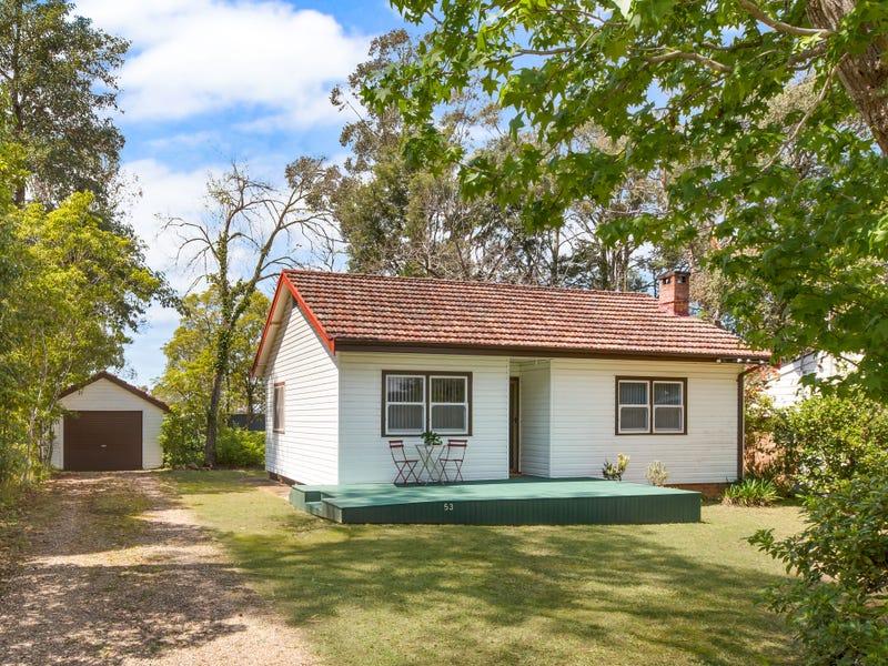 53 Ross Crescent, Blaxland, NSW 2774