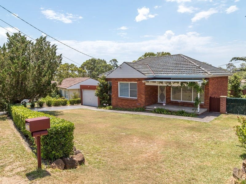 1 Geoffrey Crescent, Loftus, NSW 2232