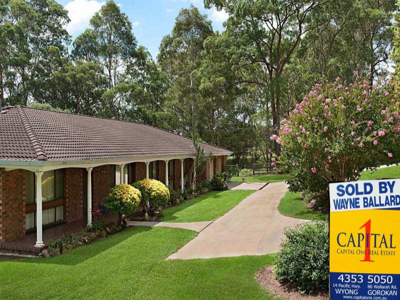 37 Little  Jilliby  Road, Little Jilliby, NSW 2259