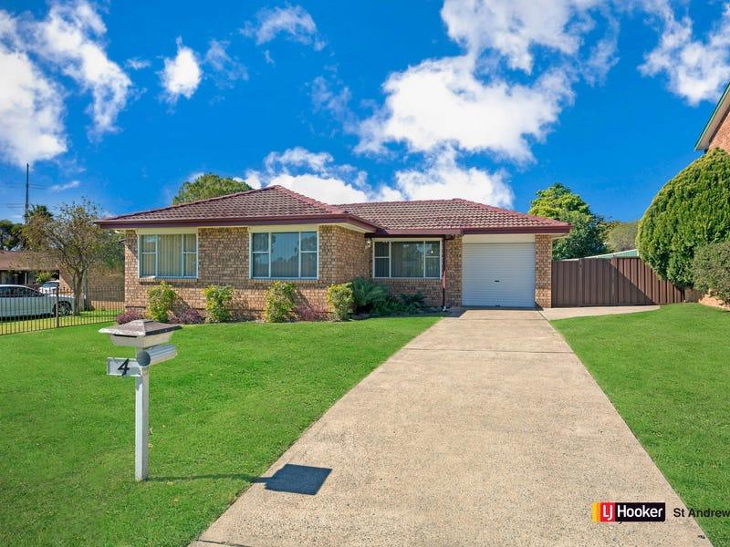 4 Kidd Place, Minto, NSW 2566