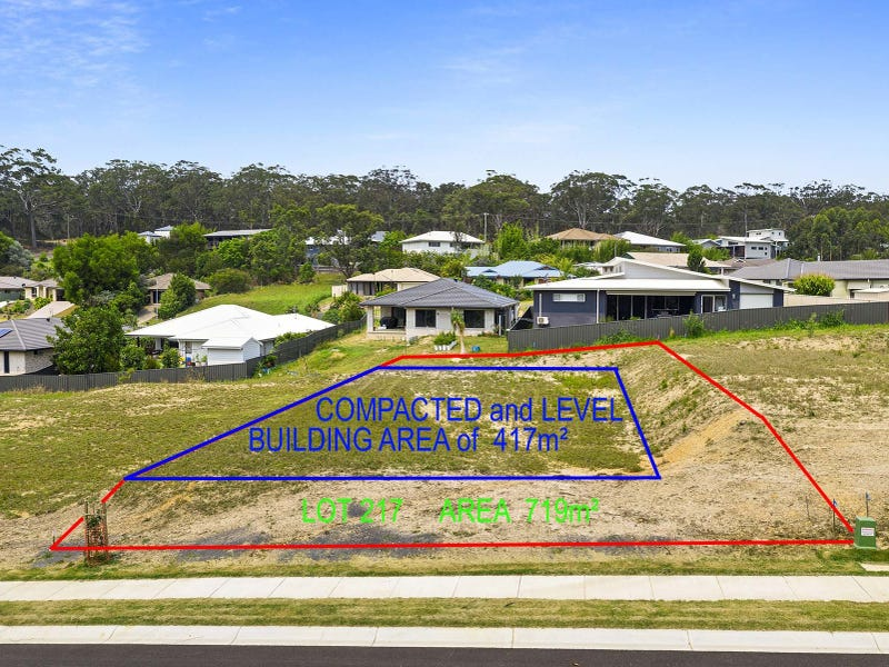 LOT 217 Swordfish Drive, Valla Beach, NSW 2448