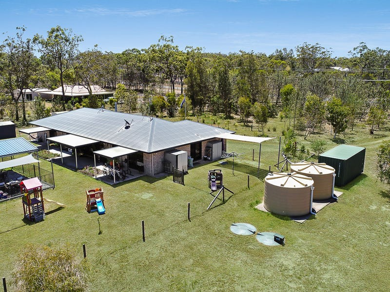 216 Honeyeater Drive, Walligan, Qld 4655