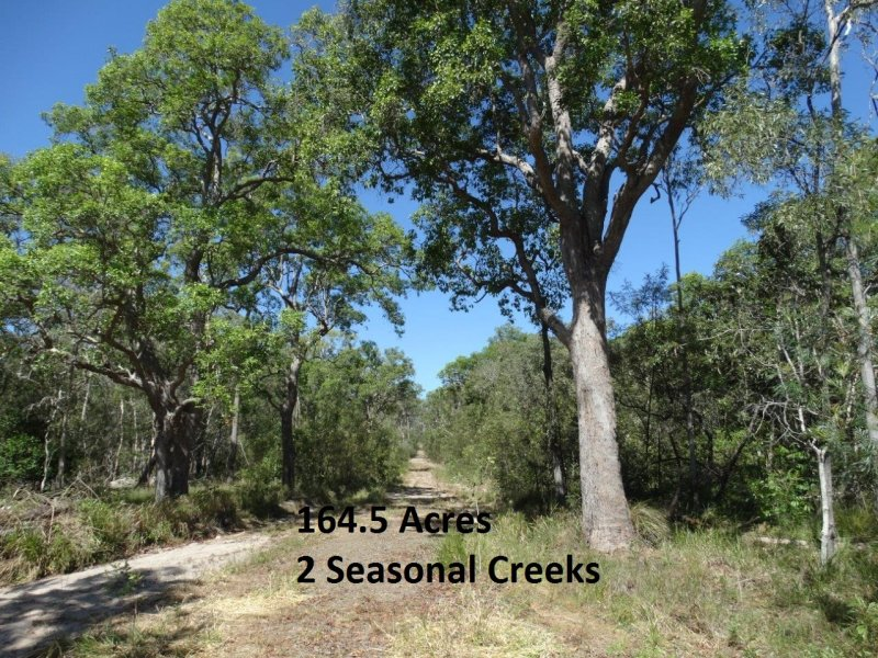 Lot 13 Muller Road, Baffle Creek, Qld 4674