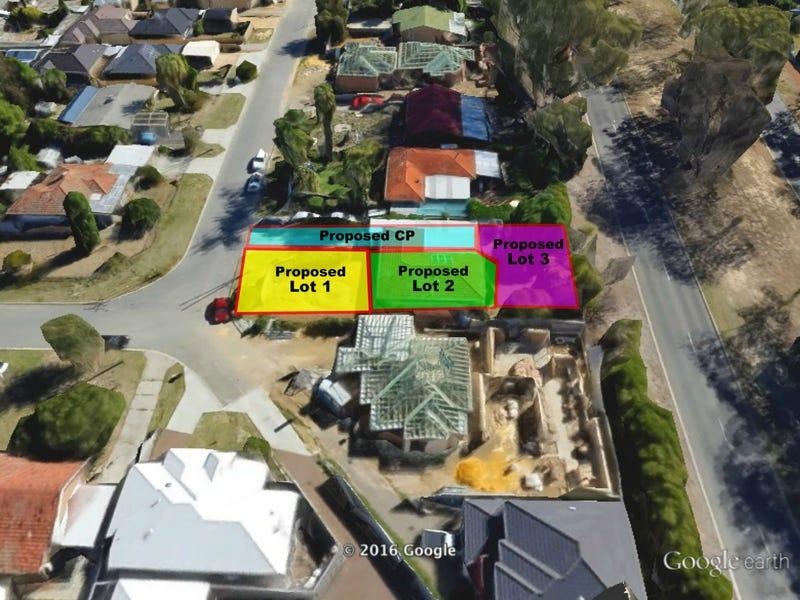 Proposed Lot 1, 2, 3 39 Favell Way, Balga