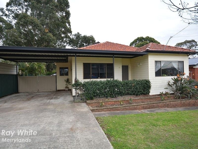 45 Edna Avenue, Merrylands West, NSW 2160