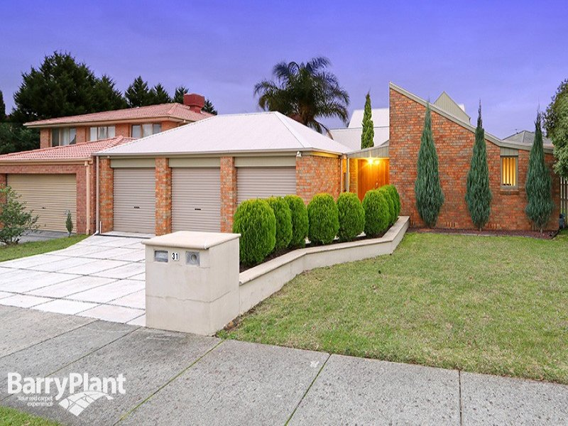 31 Buckingham Drive, Rowville, Vic 3178