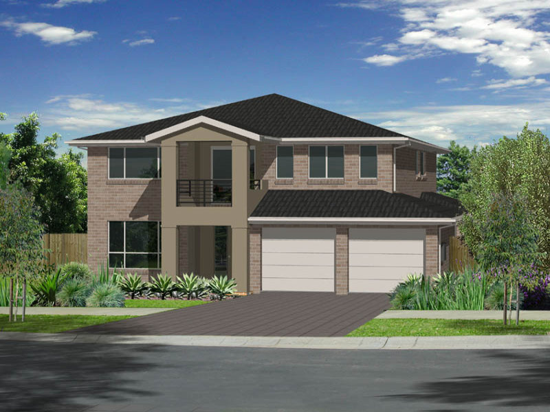 Lot 404 Paringa Drive, The Ponds, NSW 2769