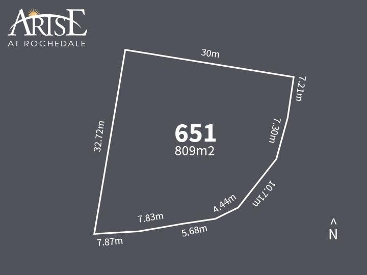 Lot 651, Arise Boulevard, Rochedale, Qld 4123