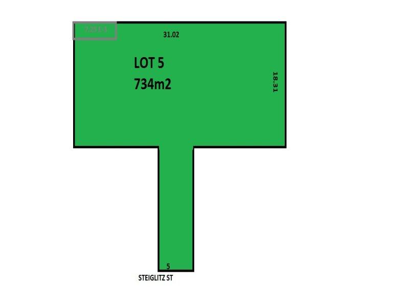 Lot 5, Steiglitz st, Ballan