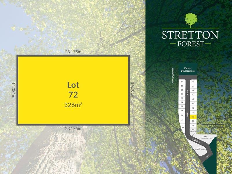 Proposed Lot 72 Acacia Road, Karawatha