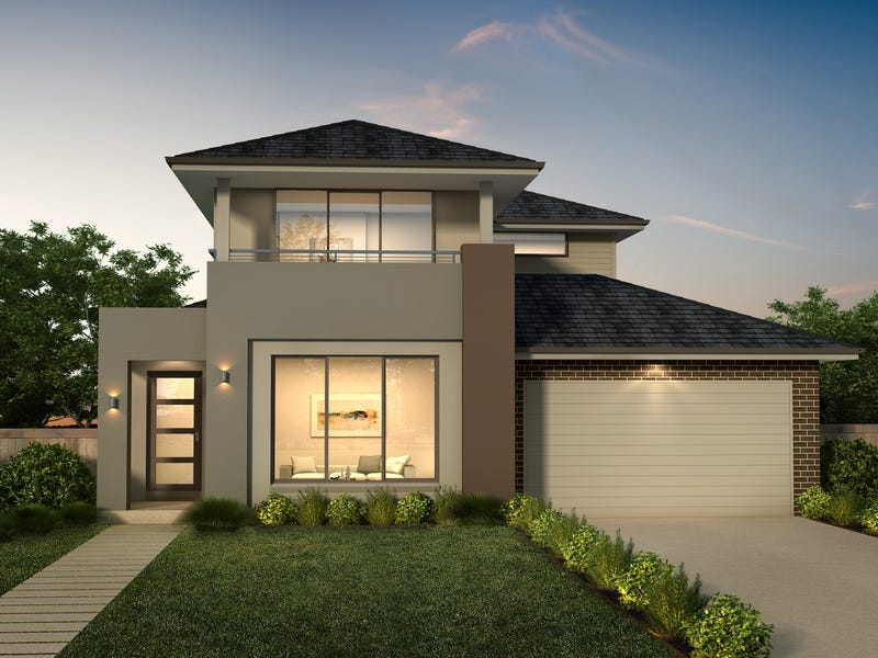 Build this double storey home on your land, Point Cook