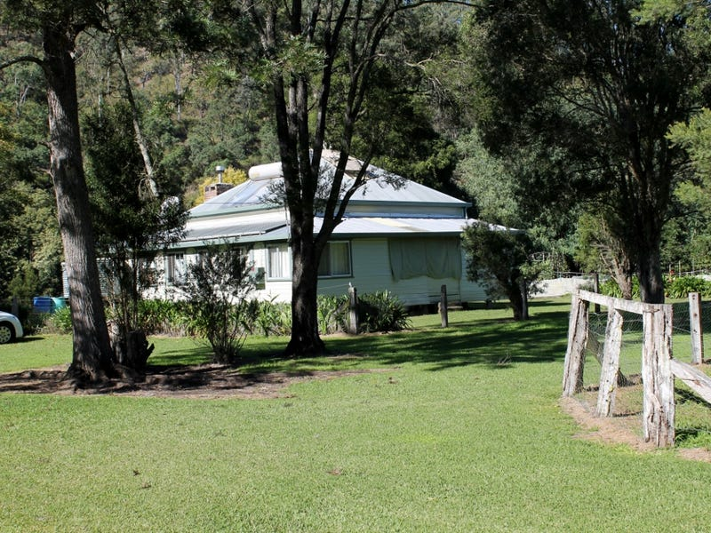 540 Gradys Creek Road, Kyogle, NSW 2474