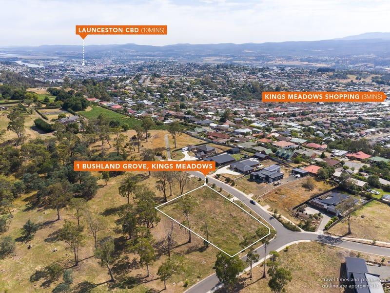 1 Bushland Grove, Kings Meadows, Tas 7249