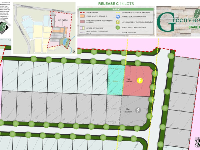 Lot 123 Stage 4a Greenview Estate, Horsley, NSW 2530