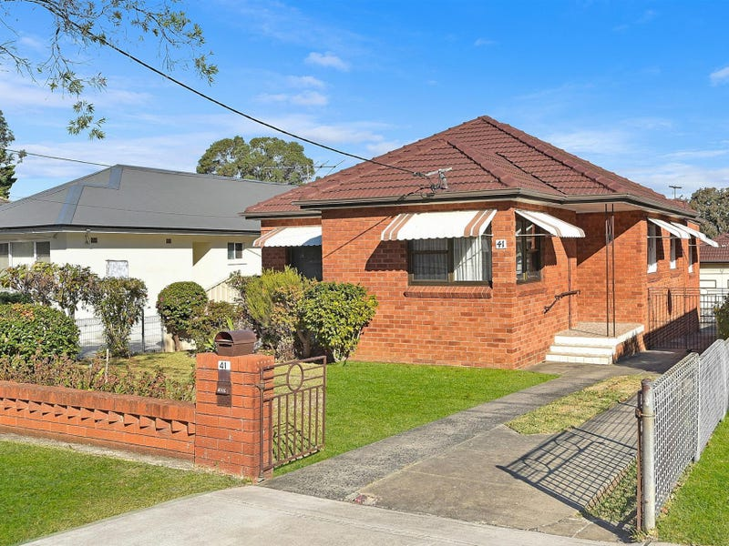 41 McClelland Street, Chester Hill, NSW 2162