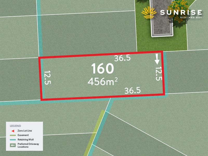 Lot 160, Avoca Place, Redland Bay, Qld 4165