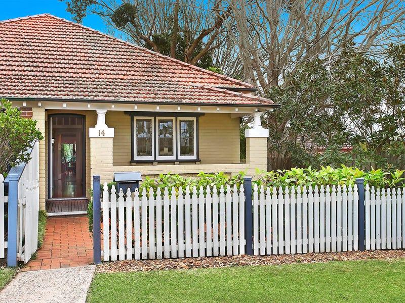 14 Adolphus Street, Naremburn, NSW 2065