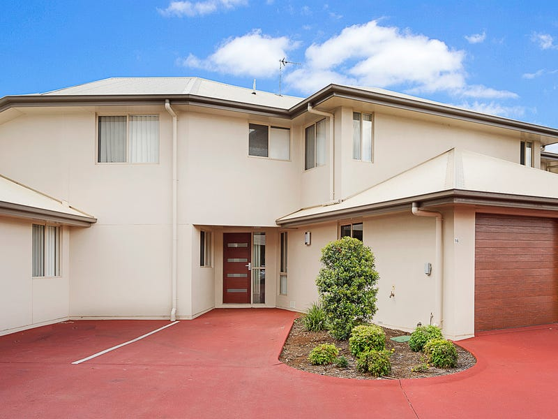 1/16 Anzac Avenue, Toowoomba City
