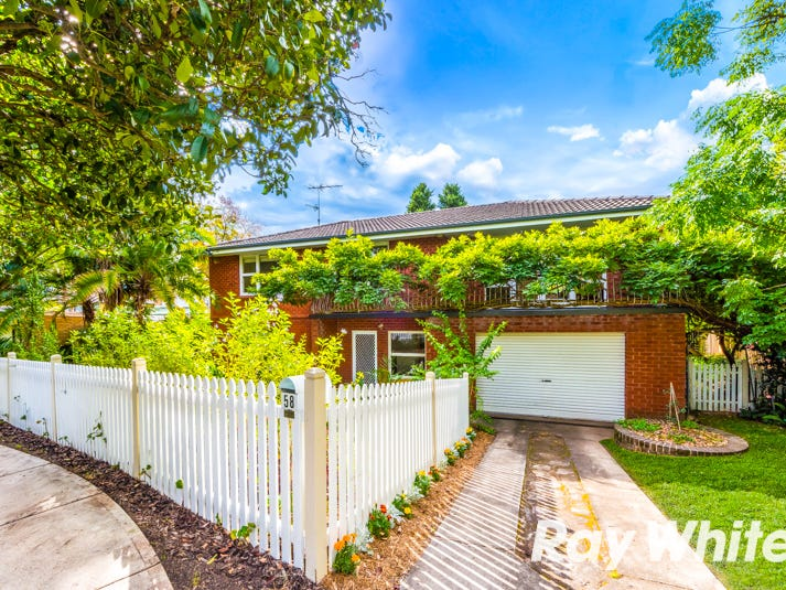 58 Parsonage Road, Castle Hill, NSW 2154