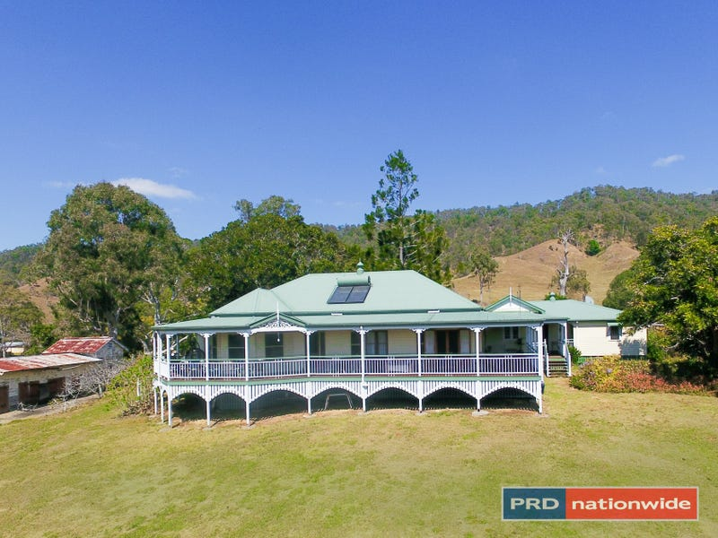 1905 Summerland Way, The Risk, Kyogle, NSW 2474