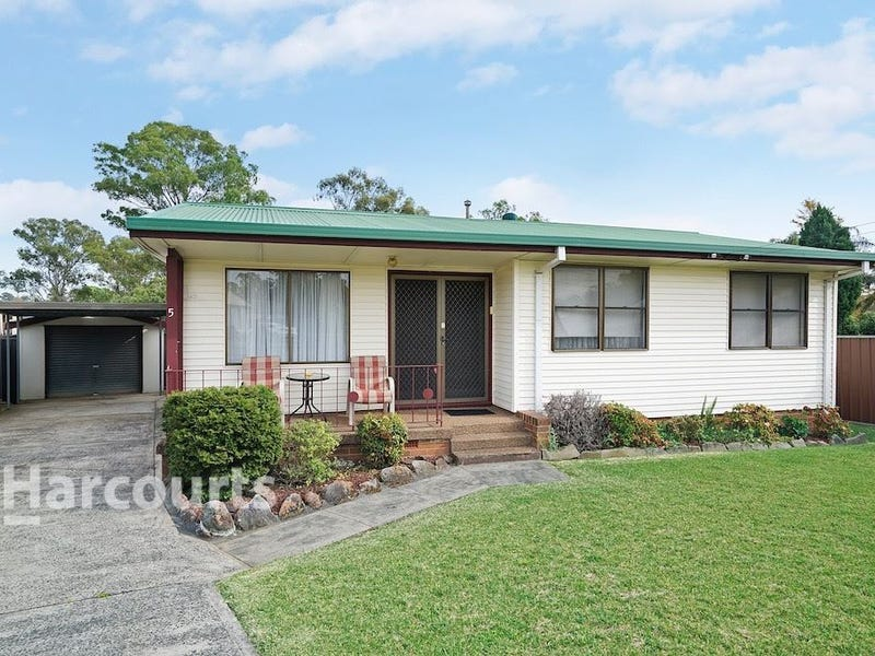 5 Snowy Place, Heckenberg, NSW 2168