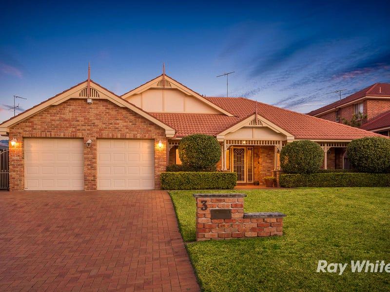 3 Brooke Ave, Castle Hill, NSW 2154