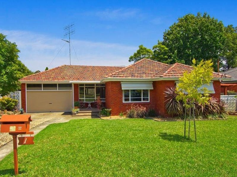 1 Florence Place, Epping, NSW 2121