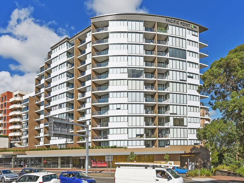 515/135 Pacific Highway, Hornsby, NSW 2077