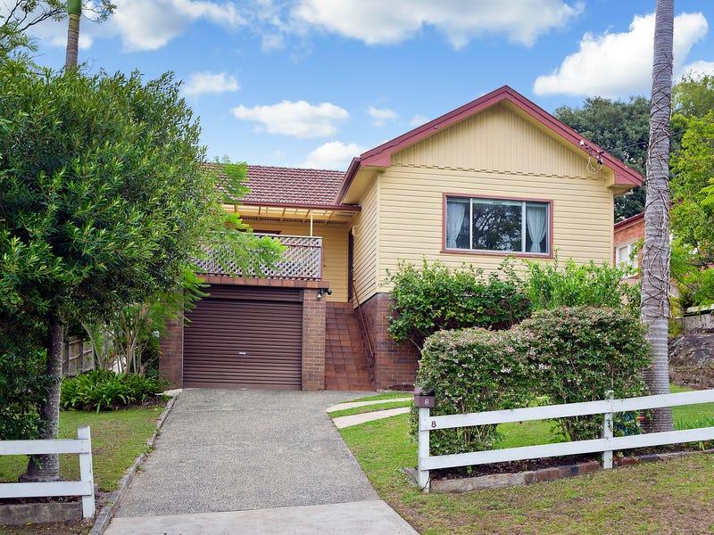 8 Dorrigo Avenue, North Balgowlah, NSW 2093