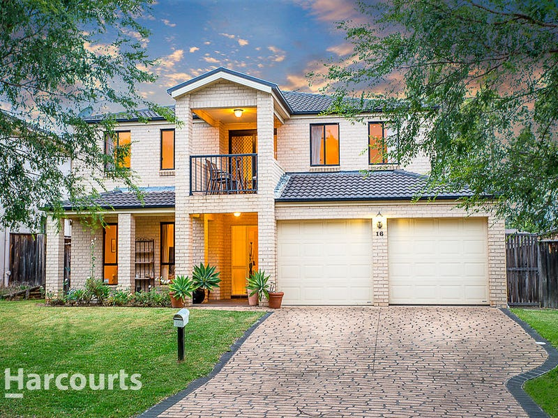 16 Townsend Circuit, Beaumont Hills, NSW 2155