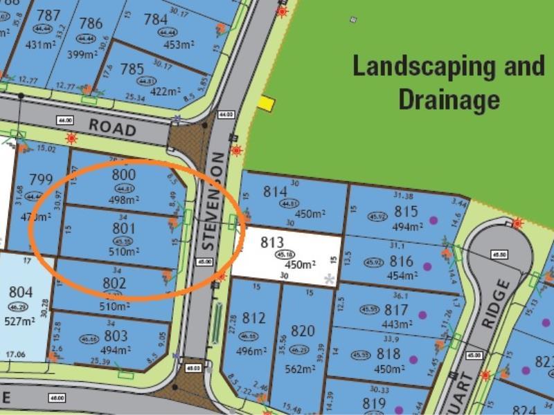 Lot 801, LOT 801 Stevenson Boulevard, Parmelia, WA 6167