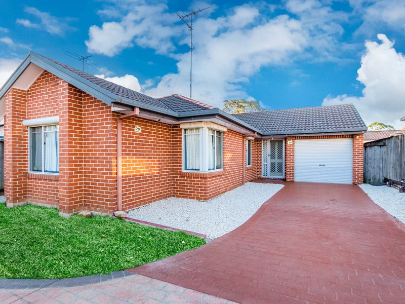 20 Balmain Place, Doonside, NSW 2767