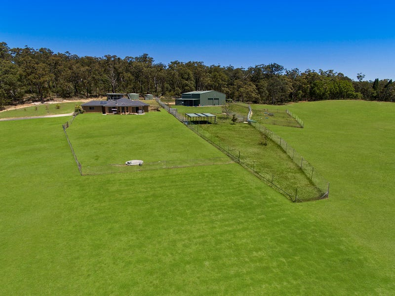 156 Yorky Waters Road, Kulnura, NSW 2250