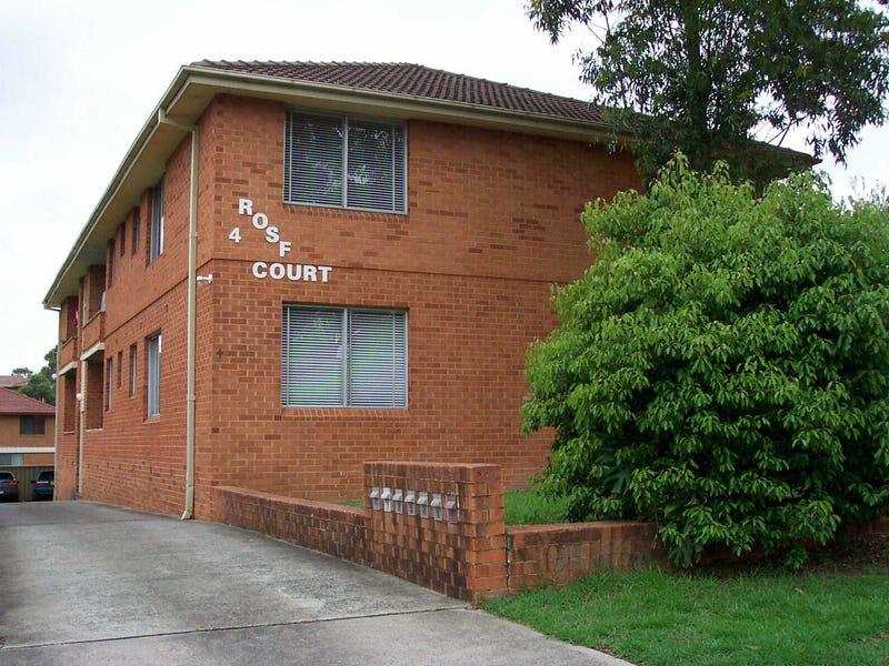 02/4 TODD STREET, Merrylands, NSW 2160