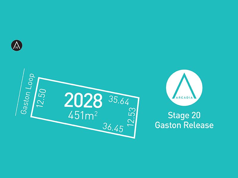 Lot 2028, Gaston Loop, Officer, Vic 3809