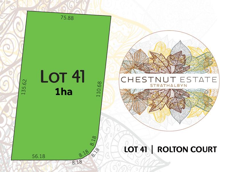 Lot 41, Rolton Court, Strathalbyn, SA 5255