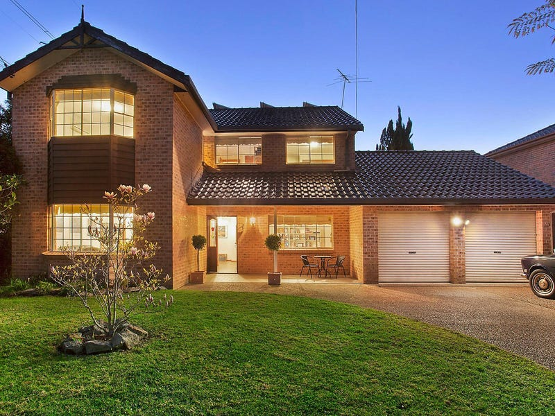 321 Somerville Road, Hornsby Heights, NSW 2077