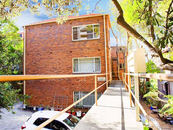 4/11 Hampden Street, North Sydney, NSW 2060