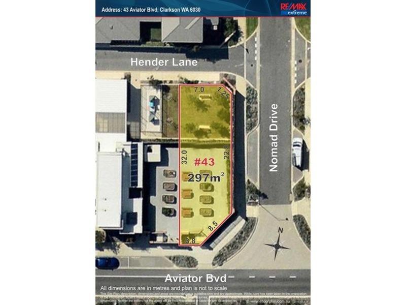 43 Aviator Boulevard, Clarkson, WA 6030