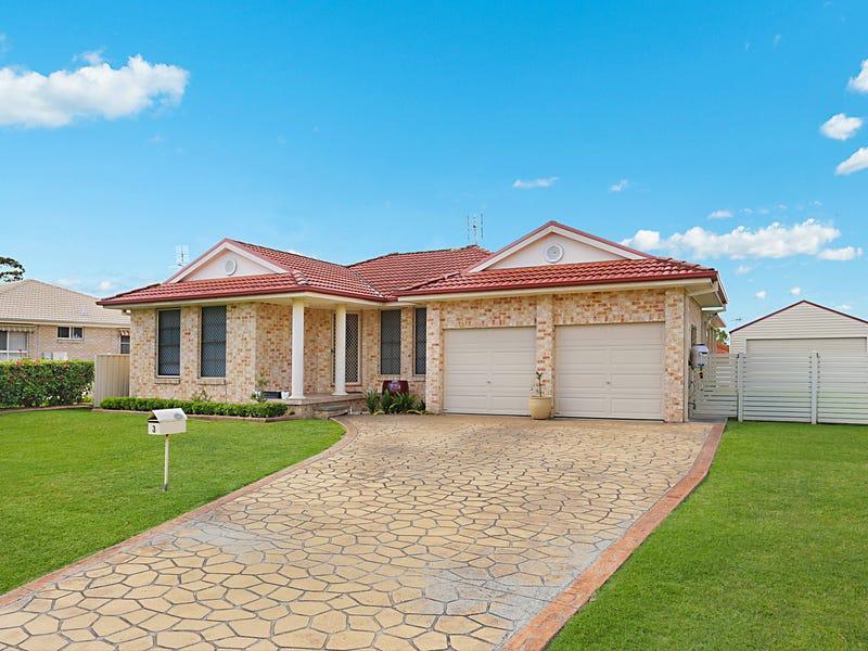 3 Moriarty Avenue, Ashtonfield, NSW 2323