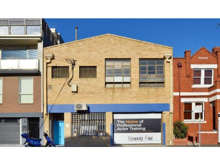 1 Stawell Street & 8 Munster Terrace, North Melbourne
