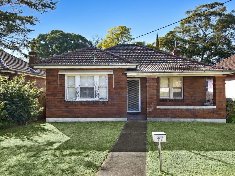 47 Lancaster Avenue, Melrose Park, NSW 2114