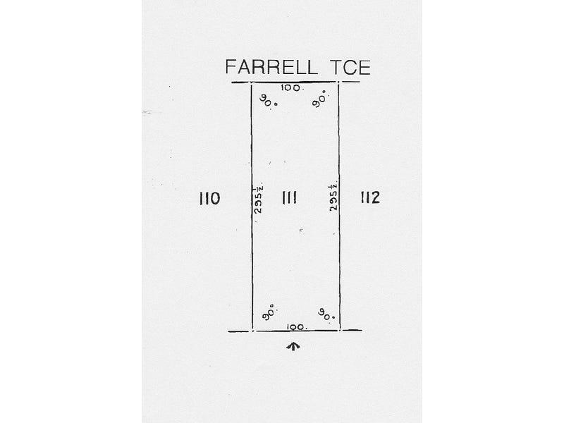 LOT 111 FARRELL STREET, Iron Knob, SA 5601