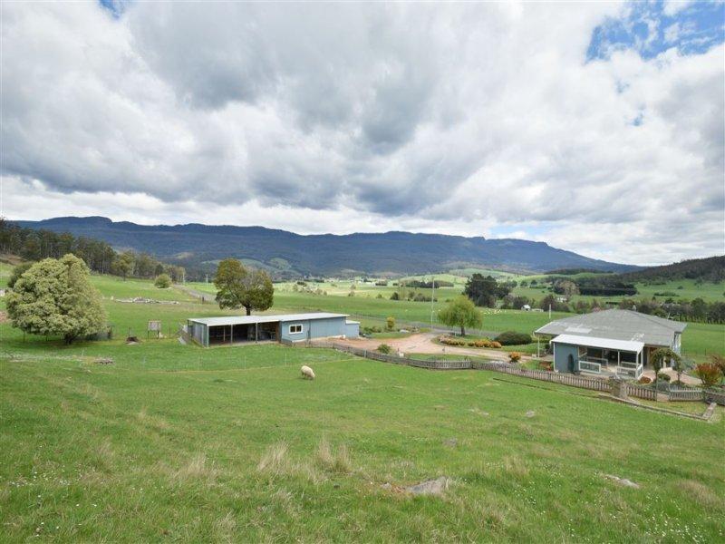 229 Caveside Road, Mole Creek, Tas 7304