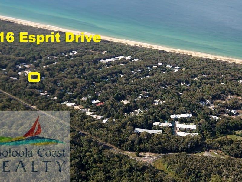 16 Esprit Dr, Rainbow Beach, Qld 4581