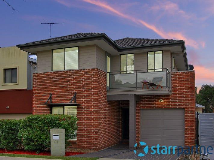 21 Stanbury Avenue, Pemulwuy, NSW 2145