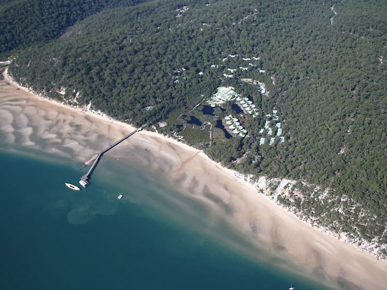 Lot 7 Eastern Forest Estate, Kingfisher Bay Resort, Fraser Island, Qld 4581